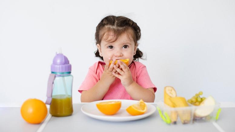 Çocuklarımızı Sağlıklı Beslemek Hiçde Zor Değil